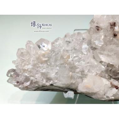透明魚眼石原石 / 原礦擺件