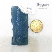 海藍寶原石 / 原礦掛件 42.26g