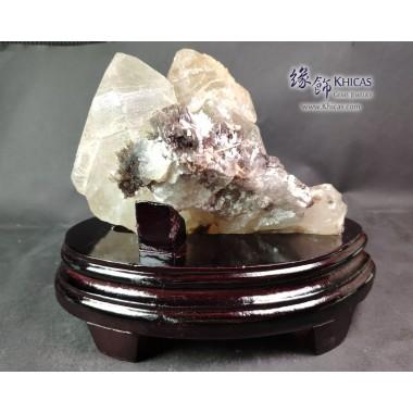 巴西骨幹水晶原石/原礦擺設