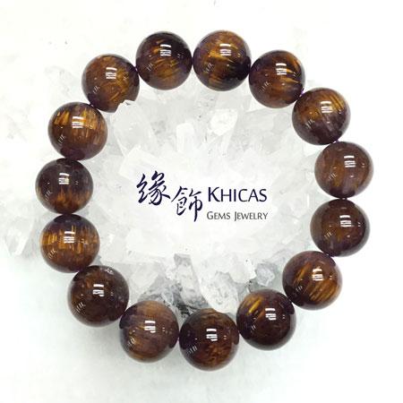 巴西 5A+ 紫鈦晶手串 KH141851