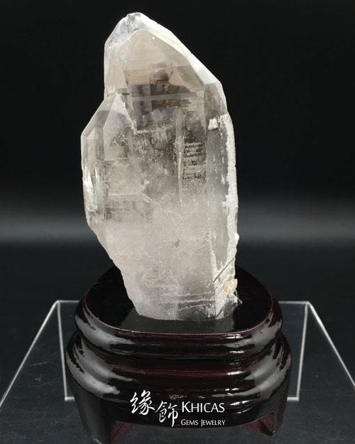 骨幹水晶 Elestial Crystal @ Khicas Gems 緣飾