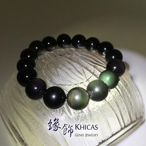 黑曜石 Obsidian @ Khicas Gems 緣飾
