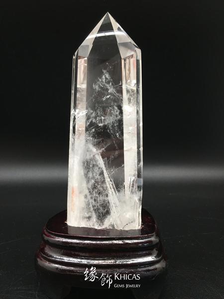 巴西白水晶柱 CL1506013