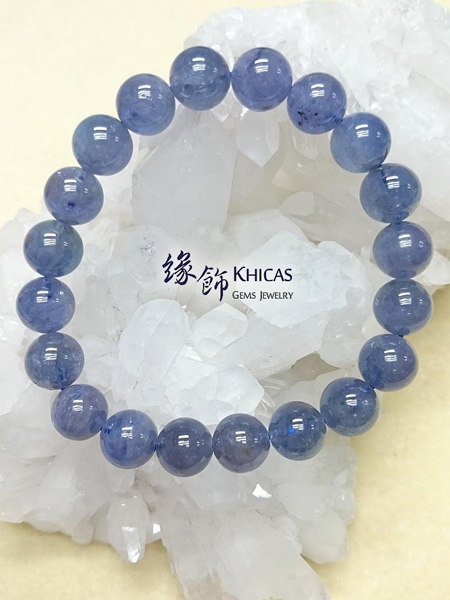 坦桑石手串 Khicas Gems 緣飾天然水晶