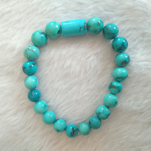 綠松石手串 Turquoise Bracelet