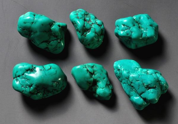 綠松石原石 Turquoise Raw Stone