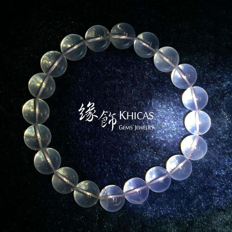 喜瑪拉雅月亮水晶手串 10mm KH140890 Khicas Gems 緣飾