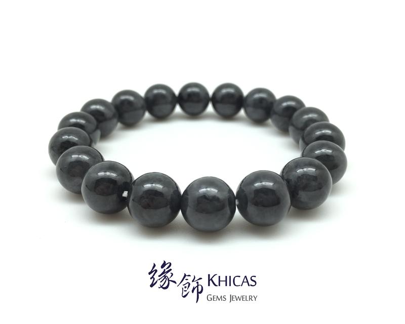 中國陝西黑玉手串 10mm KH140993
