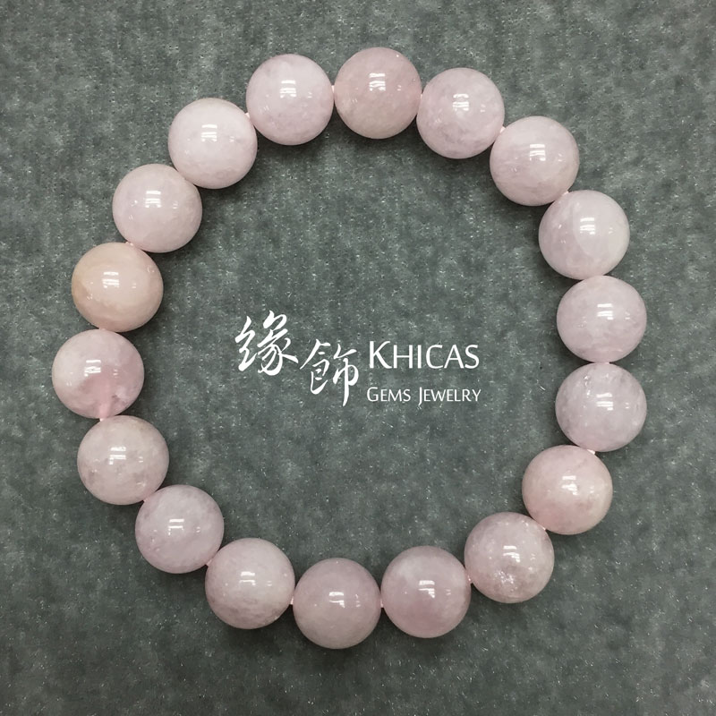 巴西3A+摩根石手串 10mm KH141109 @ Khicas Gems 緣飾