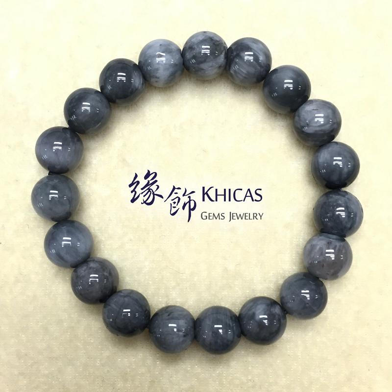 南非 2A+ 鷹眼石手串 10mm KH141117 @ Khicas Gems 緣飾
