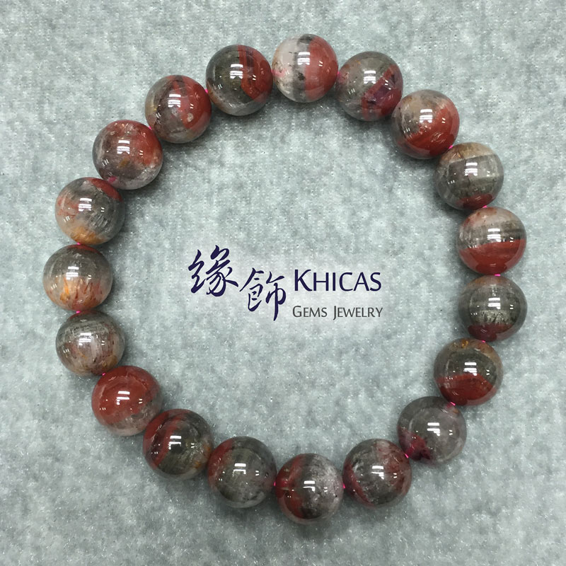 A+ Auralite 23 極光水晶 10mm KH141446 @ Khicas Gems 緣飾