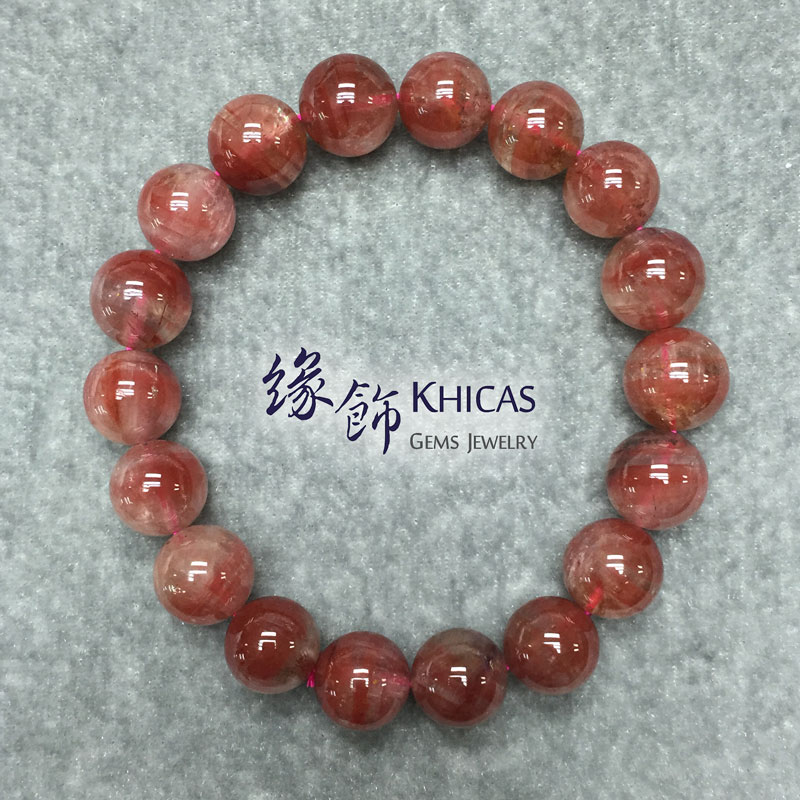 A+ Auralite 23 極光水晶 11mm KH141448 @ Khicas Gems 緣飾