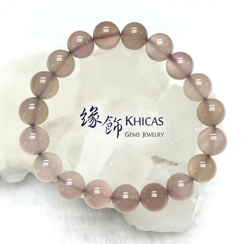 智利紫玉髓 10mm KH141539 @ Khicas Gems 緣飾