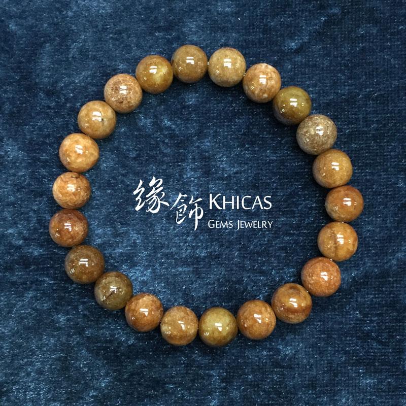 緬甸A玉圓珠手串 8mm KH141686 @ Khicas Gems 緣飾