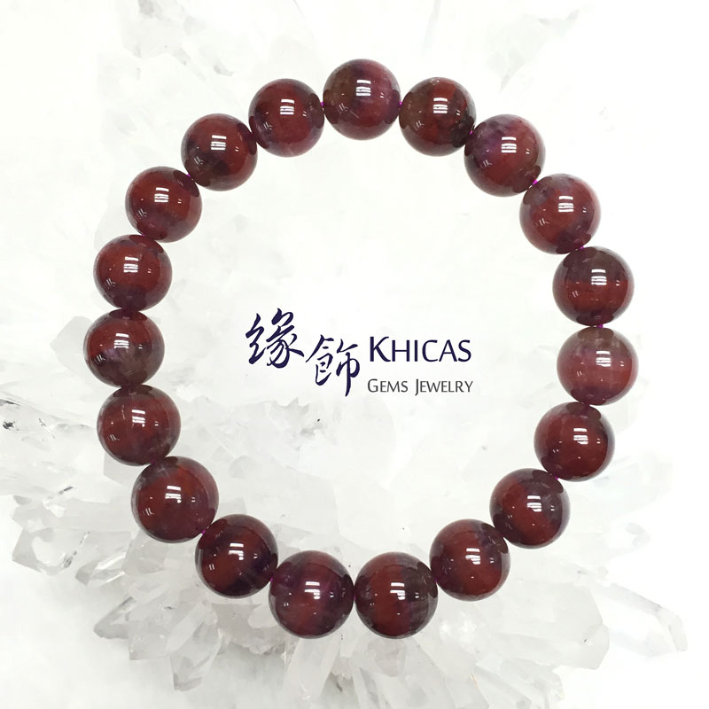 加拿大 4A+ Auralite 23 極光23水晶手串 10mm KH141891 @ Khicas Gems 緣飾