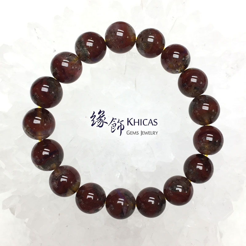 加拿大 3A+ Auralite23 極光23水晶手串 10.5mm KH141972 @ Khicas Gems 緣飾