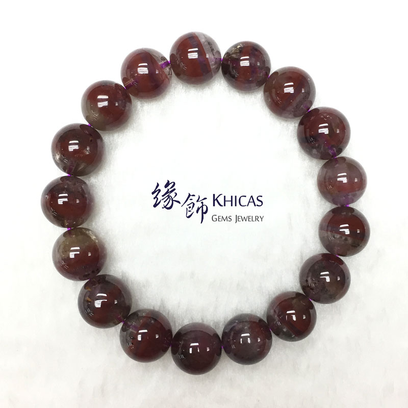 加拿大 3A+ Auralite23 極光23水晶手串 12mm KH141979 @ Khicas Gems 緣飾