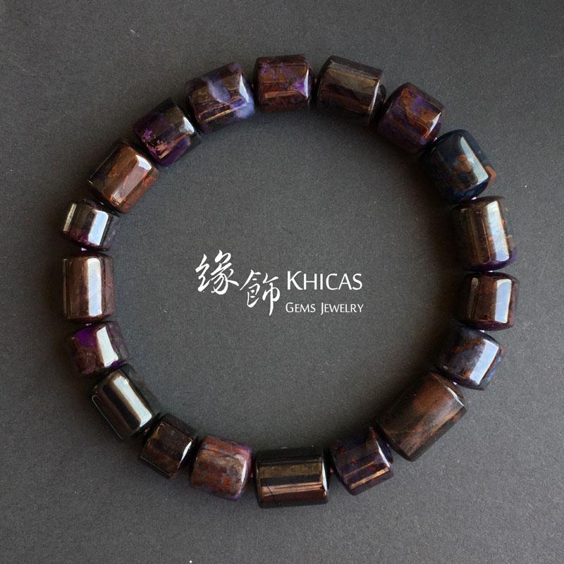 南非舒俱徠桶珠手串 9mm Sugilite KH142057 @ Khicas Gems 緣飾
