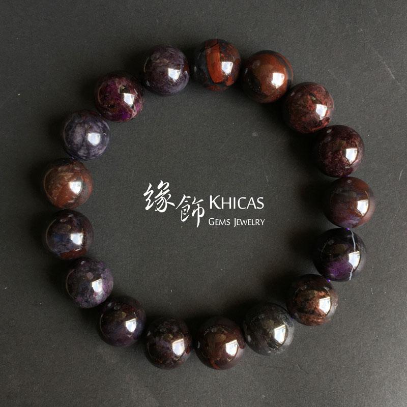 南非 2A+ 舒俱徠手串 12mm Sugilite KH142768 @ Khicas Gems 緣飾