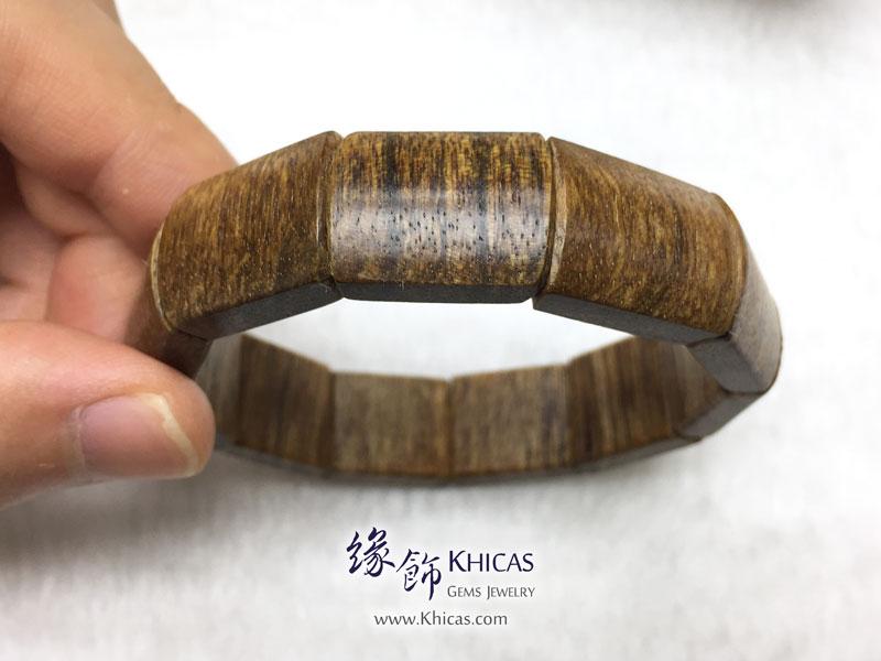 馬來西亞沉香木手排 Malaysian Agilawood Bracelet KH142994 @ Khicas Gems 緣飾