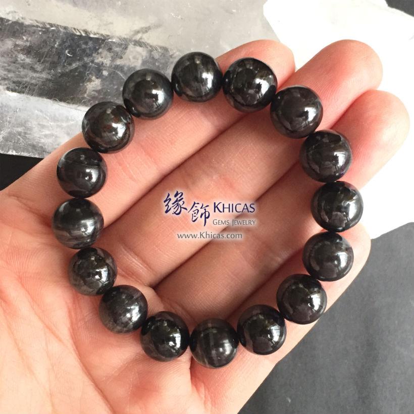 南非鐵舒俱徠手串 11.5mm Iron Sugilite KH143088 @ Khicas Gems Jewelry 緣飾天然水晶