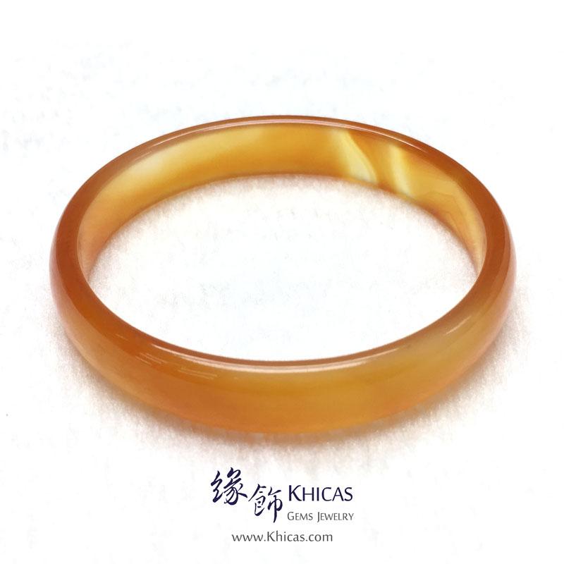 波斯灣瑪瑙手鐲 10x4.5mm Botswana Agate KH143164 @ Khicas Gems 緣飾