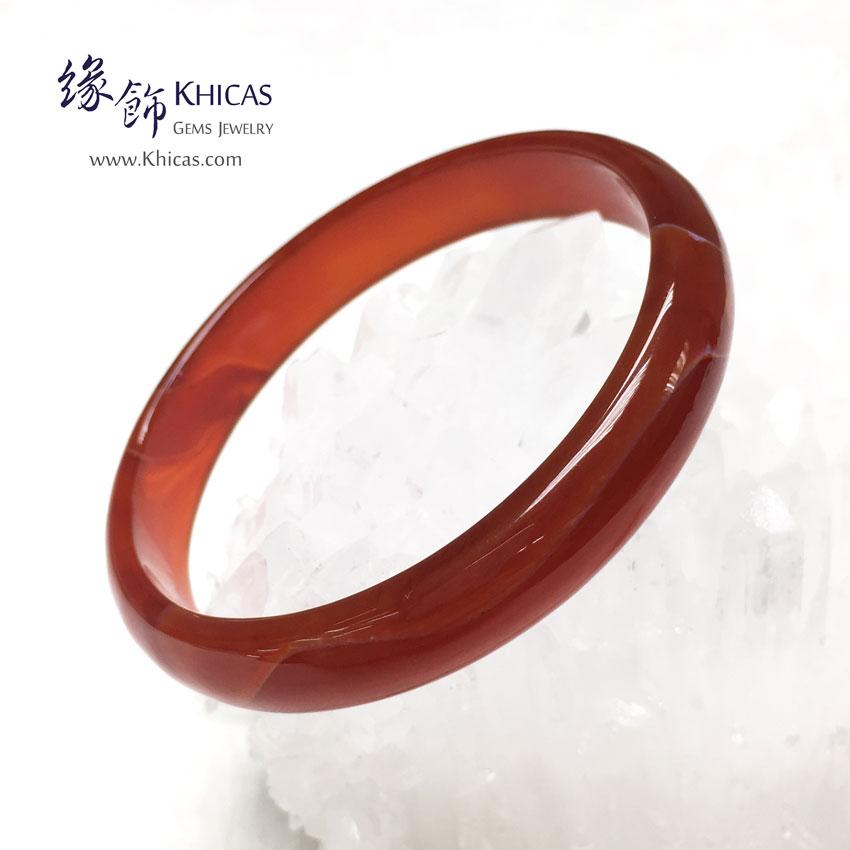 波斯灣瑪瑙手鐲 10x5mm Botswana Agate KH143168 @ Khicas Gems 緣飾