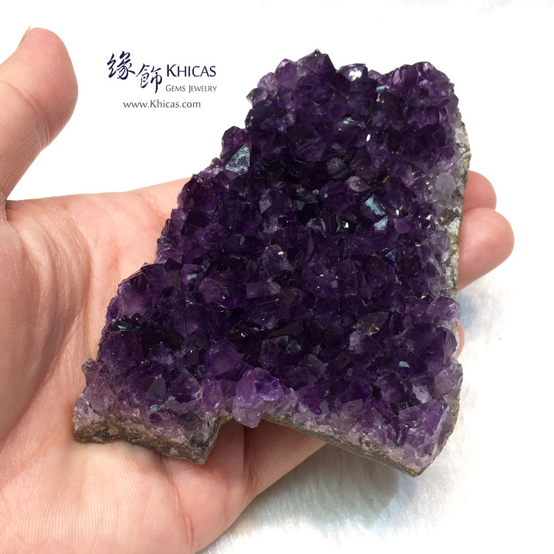 烏拉圭紫水晶花擺設 Amethyst Cluster Furnish AF1535036 @ Khicas Gems 緣飾