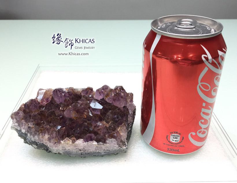 巴西紫水晶簇擺設 Amethyst Cluster Furnish AF1535043 @ Khicas Gems Jewelry 緣飾天然水晶