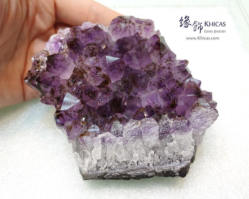 巴西紫水晶簇擺設 Amethyst Cluster Furnish AF1535047 @ Khicas Gems Jewelry 緣飾天然水晶