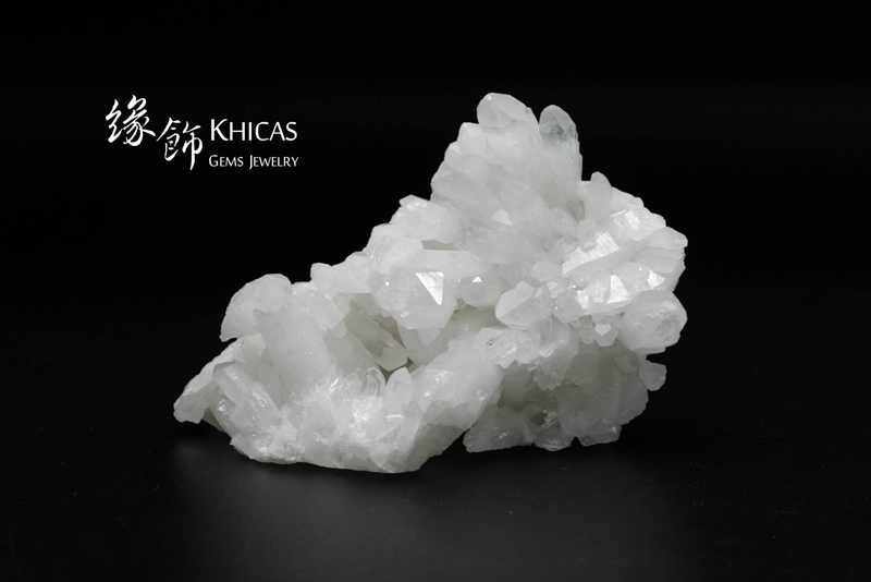 巴西白水晶簇 CL1506019 Khicas Gems 緣飾