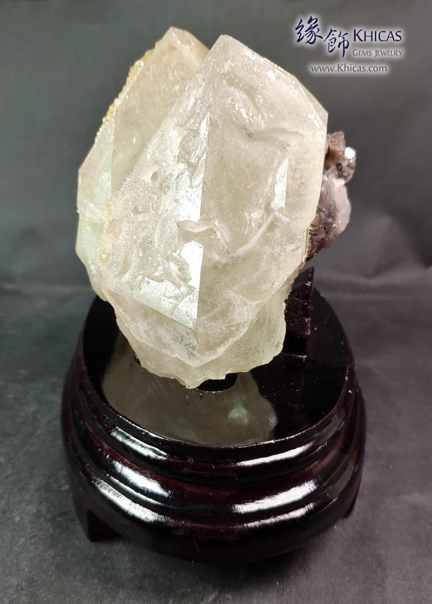 巴西骨幹水晶原石原礦擺設 Elestial/Skeletal Crystal Raw Rough Stone Furnish DEC1410188 @ Khicas Gems Jewelry 緣飾天然水晶