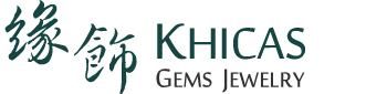 緣飾天然水晶 Khicas Gems Jewelry