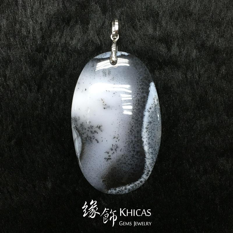馬達加斯加 Dandiratic Opal 蛋白石吊墜 Pendant P1410158 @ Khicas Gems 緣飾