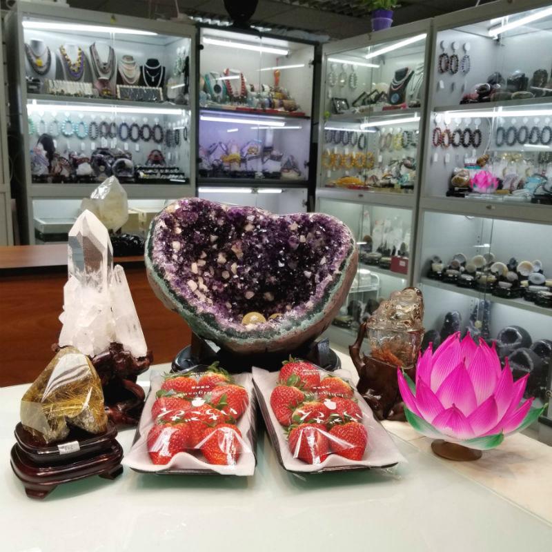 緣飾天然水晶 Khicas Gems Jewelry 2020庚子鼠年 身心康泰 花開富貴 龍馬精神 心想事成 合家幸福 恭喜發財