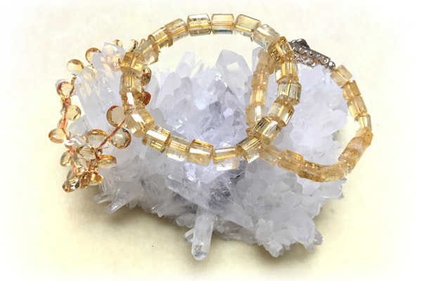 黃水晶 Citrine Khicas Gems 緣飾